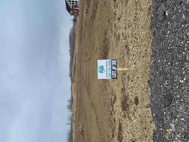 Unit 36 HWY 663 RR 53, Rural Lac Ste. Anne County, AB T0E 1H0 (#E4238068) :: The Good Real Estate Company