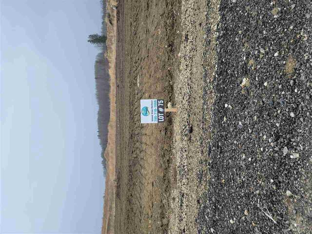 Unit 75 HWY 663 RR 53, Rural Lac Ste. Anne County, AB T0E 1H0 (#E4238070) :: The Good Real Estate Company