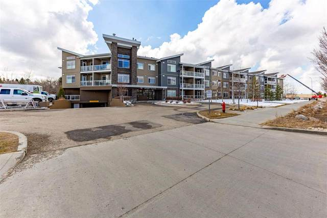 109 279 Wye Road, Sherwood Park, AB T8B 0A7 (#E4238071) :: The Foundry Real Estate Company