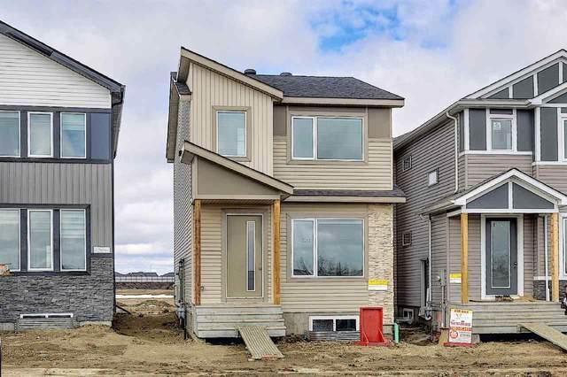 22 Meadowview Way, Leduc, AB T9E 1M2 (#E4238080) :: Initia Real Estate
