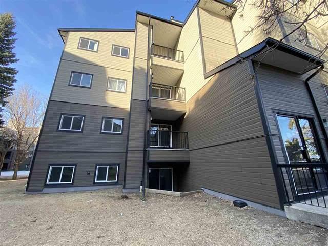 203 4007 26 Avenue, Edmonton, AB T6L 5L9 (#E4238103) :: Initia Real Estate