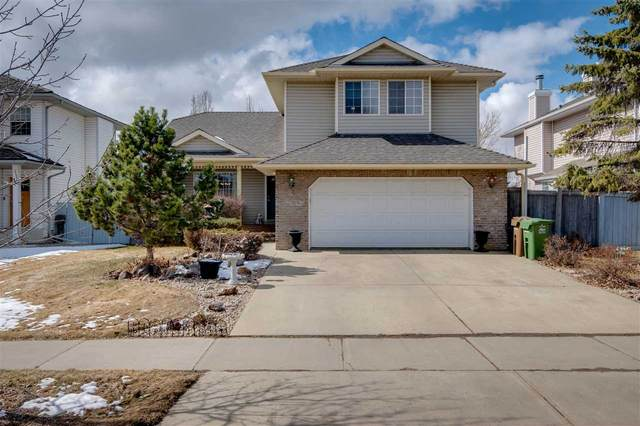 17 Heritage Drive, St. Albert, AB T8N 5W6 (#E4238105) :: The Foundry Real Estate Company