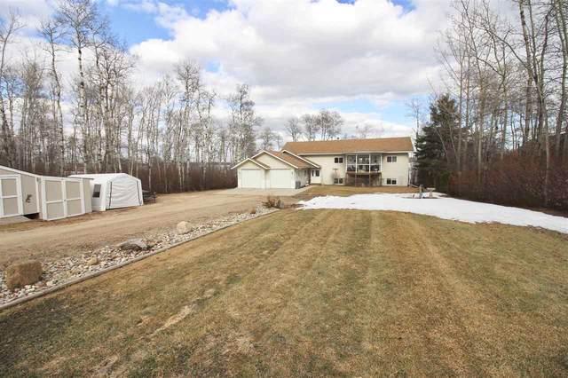 34 60405 Range Road 470, Rural Bonnyville M.D., AB T9N 2H4 (#E4238116) :: Initia Real Estate