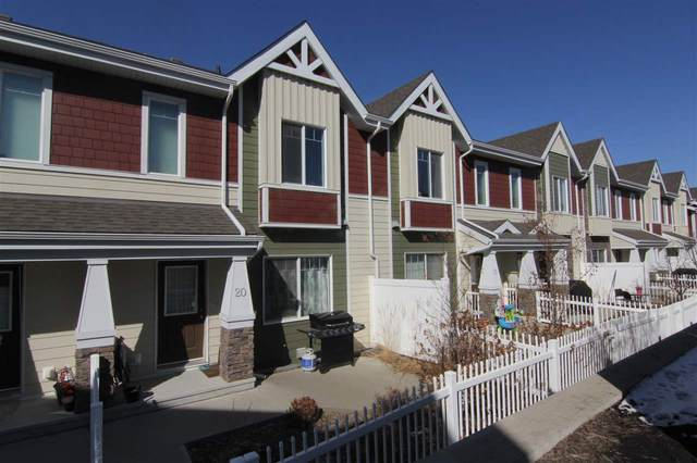 20 2003 Rabbit Hill Road NW, Edmonton, AB T6R 0R7 (#E4238123) :: The Foundry Real Estate Company