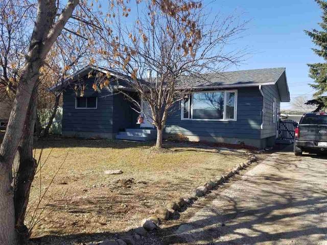 4616 52 Avenue, Redwater, AB T0A 2W0 (#E4238125) :: The Foundry Real Estate Company