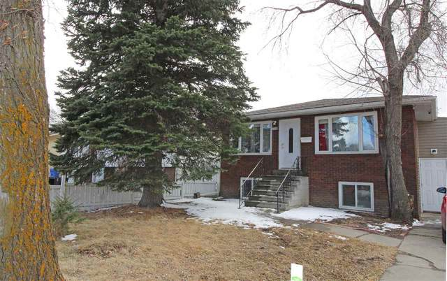 3918 53 Street, Wetaskiwin, AB T9A 1P4 (#E4238127) :: The Foundry Real Estate Company