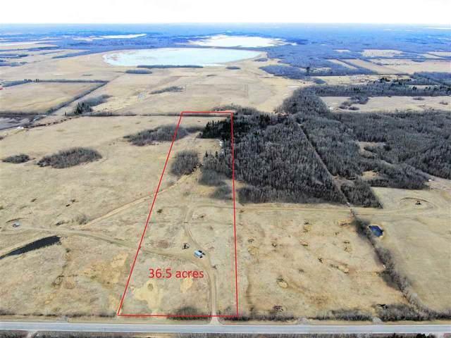 Lot 3 Rge Rd 221 Twp Rd 503, Rural Leduc County, AB T0B 3M2 (#E4238128) :: The Foundry Real Estate Company