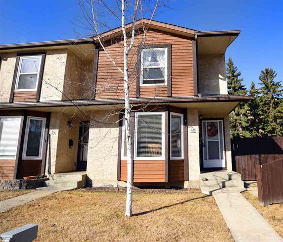 40 10205 158 Avenue, Edmonton, AB T5X 5E5 (#E4238132) :: The Foundry Real Estate Company