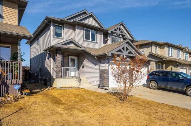 15716 95 Street, Edmonton, AB T5G 0Z1 (#E4238134) :: The Foundry Real Estate Company
