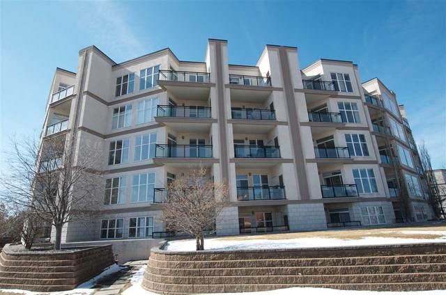 121 4831 104A Street, Edmonton, AB T6H 0R5 (#E4238141) :: Initia Real Estate
