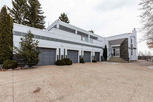 4945 Ada Boulevard, Edmonton, AB T5W 4M9 (#E4238151) :: Initia Real Estate