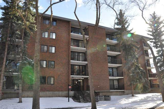401 11011 86 Avenue, Edmonton, AB T6G 0X1 (#E4238153) :: RE/MAX River City