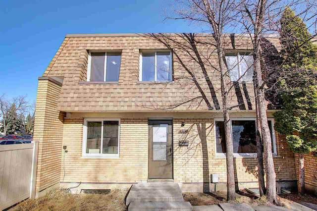 191 Londonderry Square, Edmonton, AB T5C 3C4 (#E4238210) :: Initia Real Estate