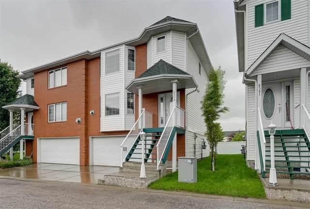 8379 160 Avenue, Edmonton, AB T5Z 3G9 (#E4238222) :: Initia Real Estate