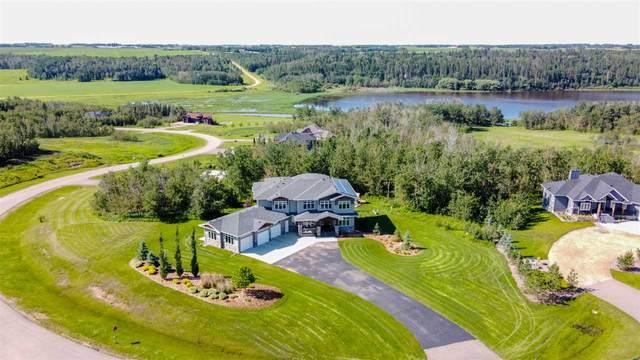 270 49320 RGE RD 240 A, Rural Leduc County, AB T4X 0W1 (#E4238227) :: Initia Real Estate