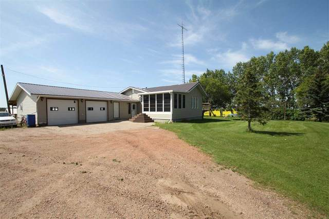 82045 Rg Rd 540, Rural Two Hills County, AB T0B 4K0 (#E4238228) :: Müve Team | RE/MAX Elite