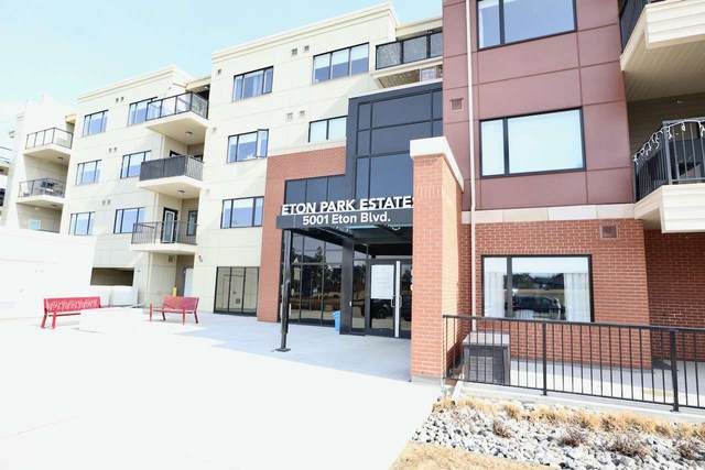 203 5001 Eton Boulevard, Sherwood Park, AB T8H 0N7 (#E4238239) :: The Good Real Estate Company