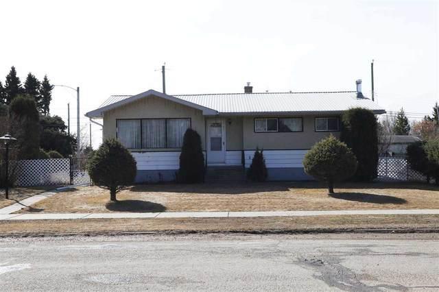 5103 48 Avenue, Thorsby, AB T0C 2P0 (#E4238246) :: Initia Real Estate