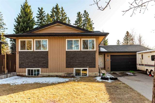 58 Butterfield Crescent, St. Albert, AB T8N 2W7 (#E4238247) :: The Good Real Estate Company