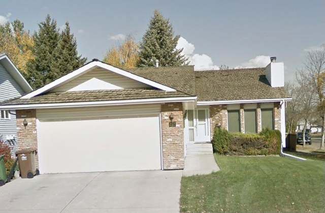99 Langholm Drive, St. Albert, AB T8N 5H8 (#E4238257) :: The Good Real Estate Company