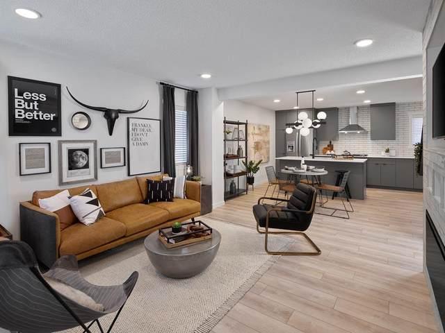 1266 Aster Boulevard, Edmonton, AB T5Y 4A2 (#E4238290) :: Initia Real Estate