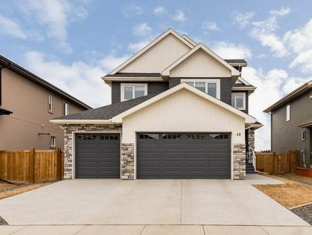 48 Eternity Crescent, St. Albert, AB T8N 7R6 (#E4238314) :: The Good Real Estate Company
