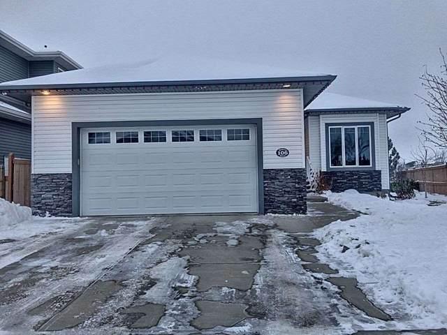 106 Walters Street, Leduc, AB T9E 0H9 (#E4238321) :: The Good Real Estate Company