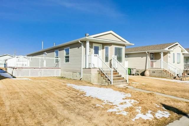 5018 Aspen Place, Leduc, AB T9E 8R2 (#E4238328) :: The Good Real Estate Company