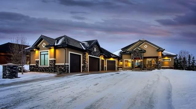 52 Pinnacle Way, Rural Sturgeon County, AB T8T 0B5 (#E4238330) :: Initia Real Estate