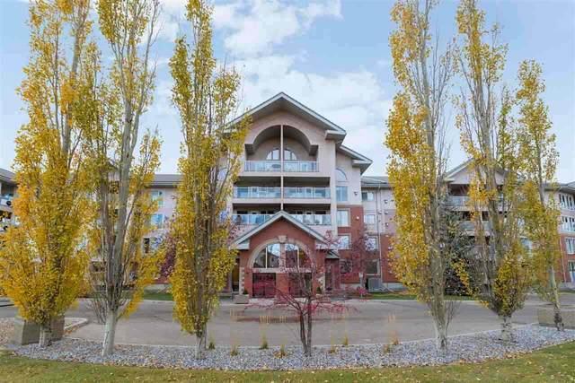 326 200 Bethel Drive, Sherwood Park, AB T8H 2C5 (#E4238333) :: The Good Real Estate Company