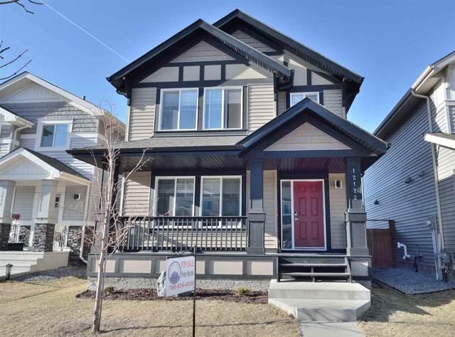 12122 167A Avenue, Edmonton, AB T5X 0G4 (#E4238343) :: Initia Real Estate
