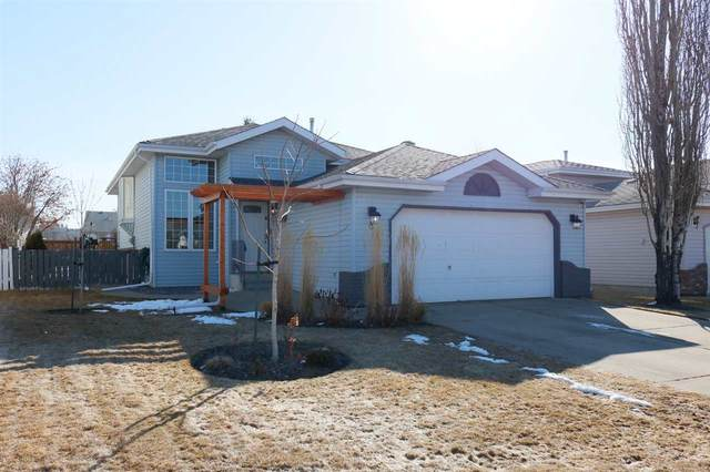 6 Dundas Place, St. Albert, AB T8N 6C8 (#E4238347) :: The Good Real Estate Company