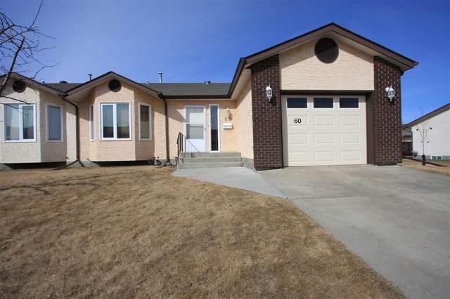 60 4401 37 Street, Stony Plain, AB T7Z 1L3 (#E4238351) :: Initia Real Estate