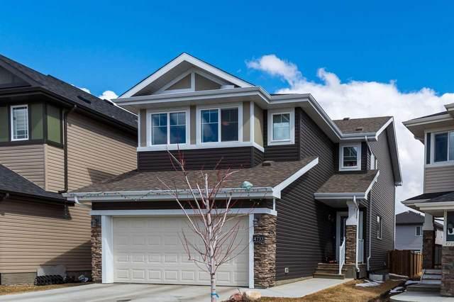 4733 Alwood Bend, Edmonton, AB T6W 3A2 (#E4238376) :: The Good Real Estate Company
