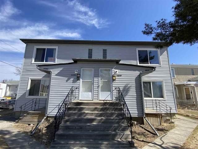 11031 96 ST NW, Edmonton, AB T5H 2K7 (#E4238377) :: The Good Real Estate Company