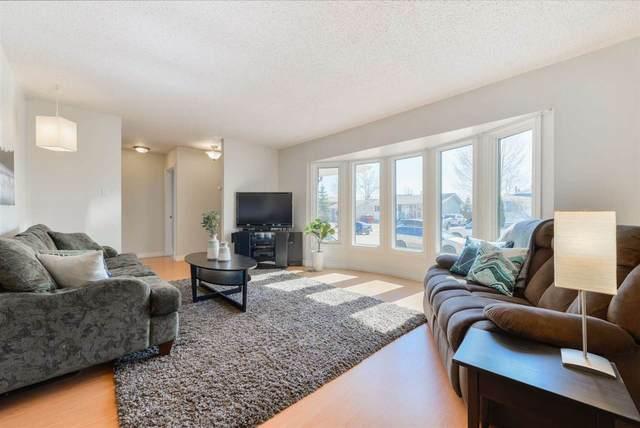 6218 34A Avenue, Edmonton, AB T6L 1E4 (#E4238380) :: The Good Real Estate Company