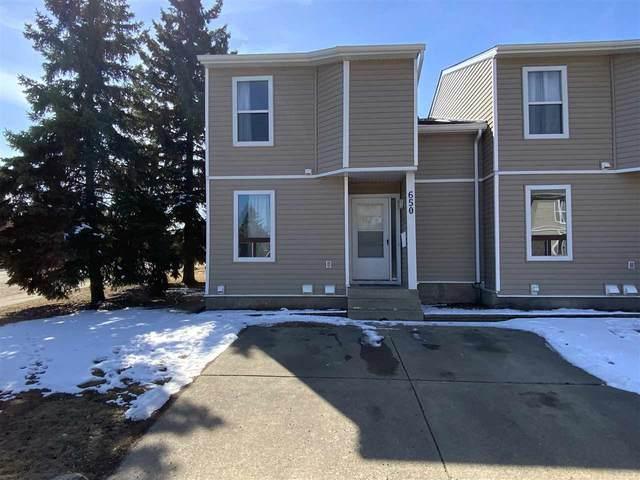 650 Saddleback Road, Edmonton, AB T6J 4Z3 (#E4238384) :: Initia Real Estate