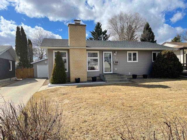 124 Mission Avenue, St. Albert, AB T8N 2C6 (#E4238386) :: The Good Real Estate Company