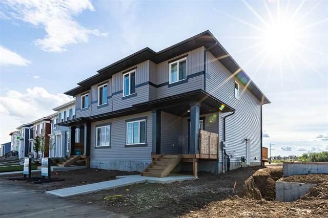 2175 Maple Road, Edmonton, AB T6T 0S6 (#E4238404) :: The Good Real Estate Company