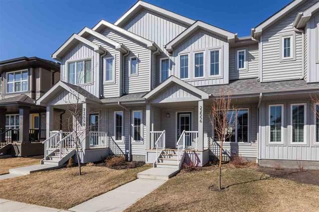 22556 96 Avenue, Edmonton, AB T5T 7K4 (#E4238411) :: The Good Real Estate Company