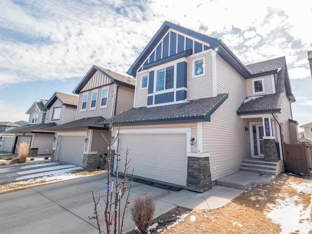 535 Mcdonough Way, Edmonton, AB T5Y 0P3 (#E4238420) :: The Good Real Estate Company