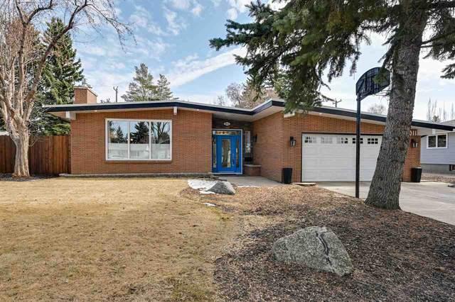 9011 142 Street, Edmonton, AB T5R 0M6 (#E4238429) :: The Good Real Estate Company