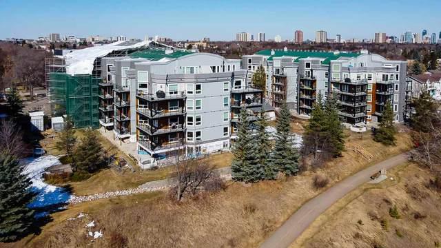 203 7905 96 Street, Edmonton, AB T6C 4R3 (#E4238433) :: RE/MAX River City