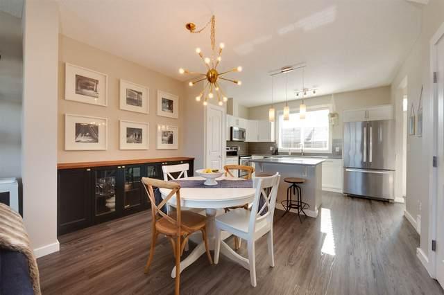 5159 Chappelle Road, Edmonton, AB T6W 3H3 (#E4238436) :: The Good Real Estate Company