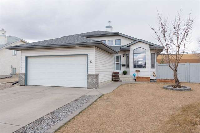 6 Deerfield Place, Spruce Grove, AB T7X 3J7 (#E4238437) :: Initia Real Estate