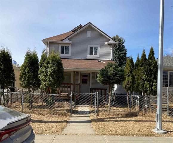 10656 93 Street NW, Edmonton, AB T5H 1X9 (#E4238541) :: Initia Real Estate