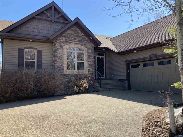 69 20575 Wye Road, Rural Strathcona County, AB T8G 1H1 (#E4238547) :: Initia Real Estate