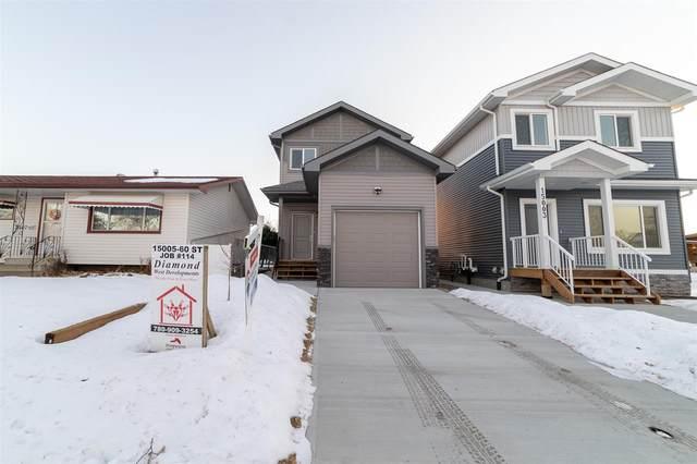 15005 60 Street, Edmonton, AB T5A 1W5 (#E4238554) :: Initia Real Estate