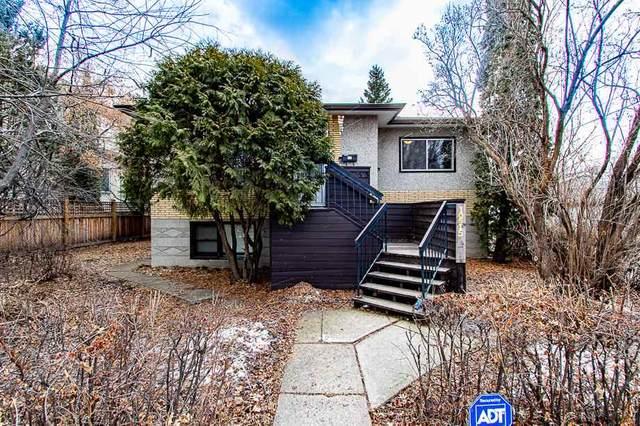 10513 & 10515 74 Avenue, Edmonton, AB T6E 1G3 (#E4238605) :: RE/MAX River City