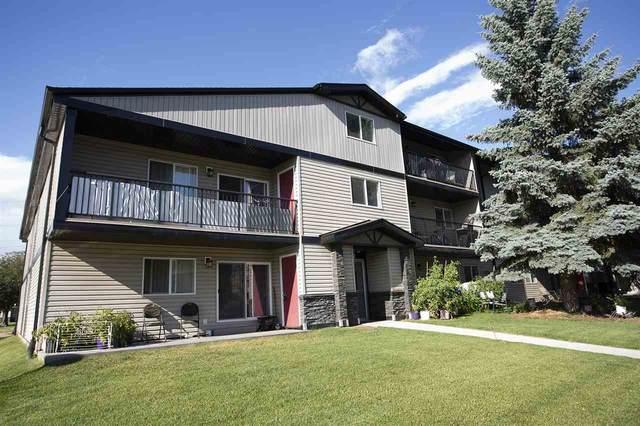 F6 11612 28 Avenue, Edmonton, AB T6J 4E3 (#E4238643) :: Initia Real Estate